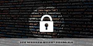 10 Best WordPress Security Plugins